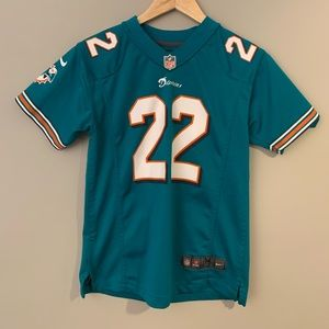 Nike NFL Miami Dolphins Reggie Bush Jersey- Medium